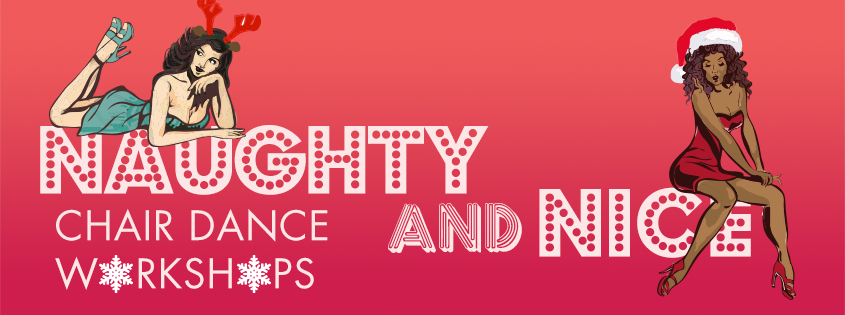 Naughty & Nice Chair Dance Workshops at Studio Spin