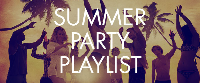 summer-party-playlist