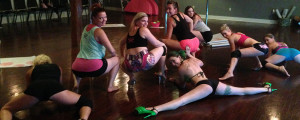 Twerkshop at Studio Spin