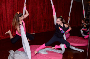 Fly Kids classes at Studio Spin