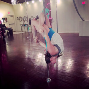 Pole Dance Class at Studio Spin