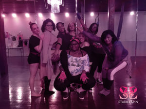 Studio Spin Hen Party