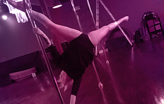 Studio Spin pole classes