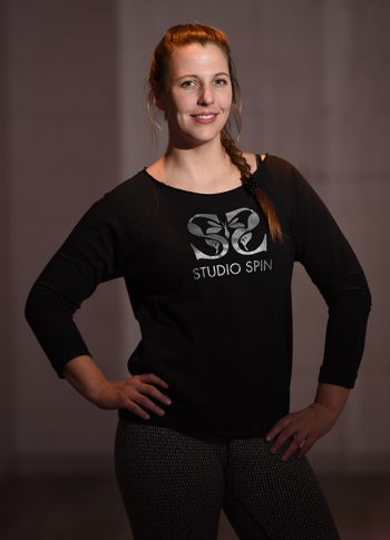 Krystal - Studio Spin instructor